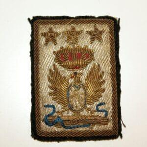 distintivo da presidente nazionale dell'associazione arma di cavalleria